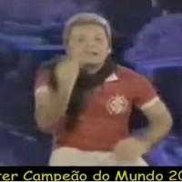 Damasceno prevê 20 anos antes - Inter Campeão do Mundo
